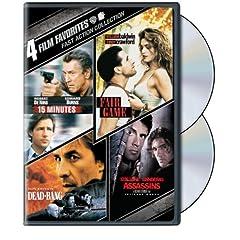 4 Film Favorites-Fast Action