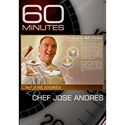 60 Minutes - Chef Jose Andres (May 2, 2010)