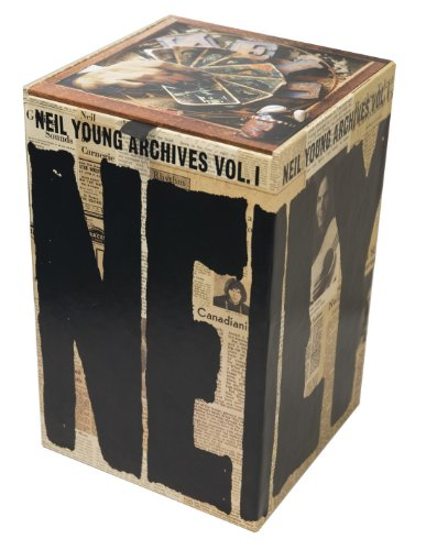 Neil Young Archives Volume I (1963 - 1972) (10 Disc Blu-Ray)