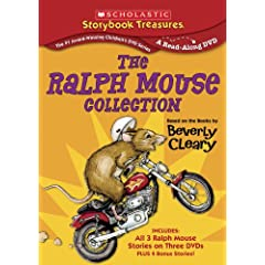 The Ralph Mouse Collection (Scholastic Storybook Treasures)