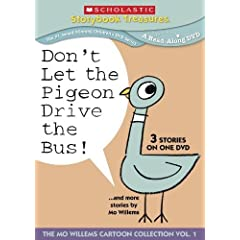 Don't Let the Pigeon Drive the Bus (Scholastic Storybook Treasures)