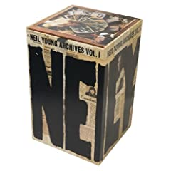 Neil Young Archives Volume I (1963 - 1972) (10 DVD)