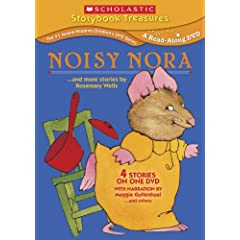 Noisy Nora...and More Stories by Rosemary Wells