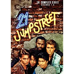 21 Jump Street: The Complete Series (18-Disc Set)