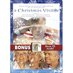 A Christmas Visitor with Bonus CD: The First Noel