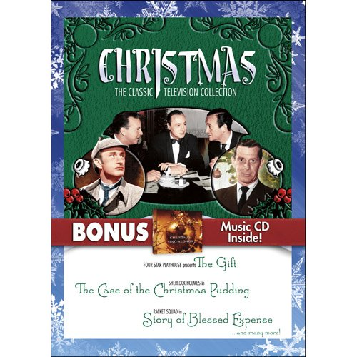 Classic TV Christmas V.2 with Bonus CD: Christmas Singalongs