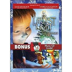 The Littlest Light on the Christmas Tree with Bonus CD: Family Holiday Favorites