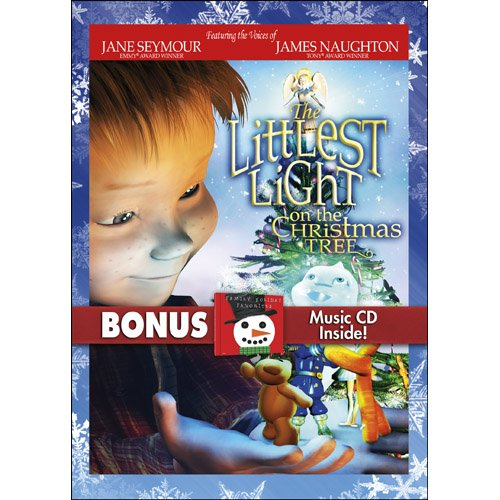 The Littlest Light on the Christmas Tree with Bonus CD: Family Holiday Favorites