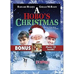 A Hobo's Christmas with Bonus CD: Christmas Magic