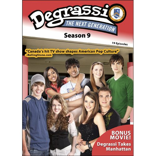 Degrassi: The Next Generation Season 9