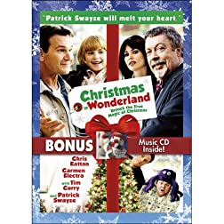 Christmas in Wonderland with Bonus CD: Christmas Treasures