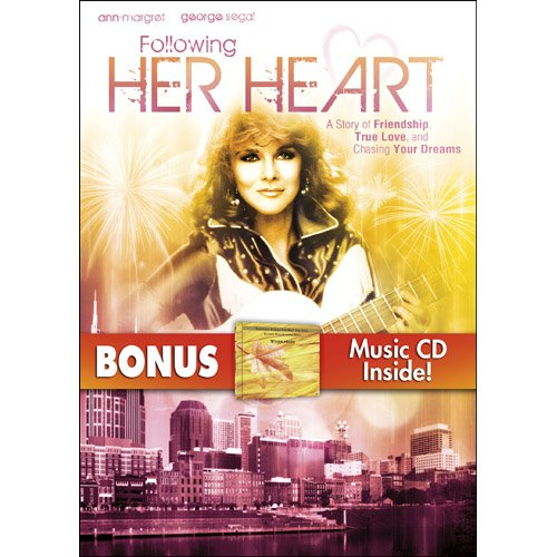 Following Her Heart with Bonus CD: Windchimes
