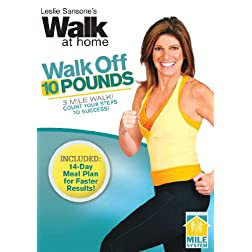Leslie Sansone: Walk Off 10 Pounds