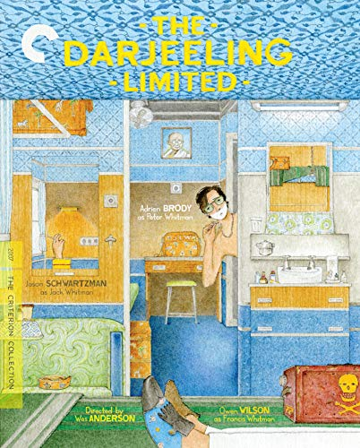 The Darjeeling Limited (The Criterion Collection) [Blu-ray]
