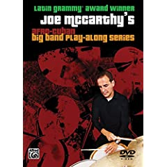 Joe McCarthy's Afro-Cuban Big Band Play-Along (DVD)