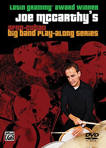 Joe McCarthy's Afro-Cuban Big Band Play-Along (DVD)