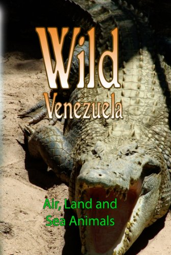 Wild Venezuela Air, Land and Sea Animals