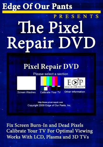 The Pixel Repair DVD