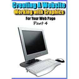 Creating a Website - Working with Graphics for Your Webpage
