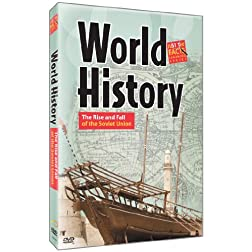 World History: The Rise and Fall of the Soviet Union Vol 1 & 2