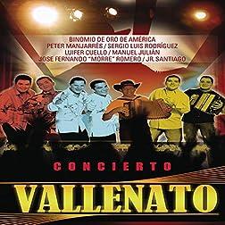 Concierto Vallenato