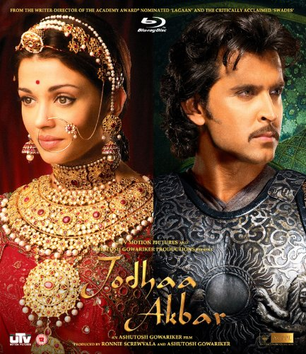 Jodhaa Akbar Blu Ray (2 Disc Set) [Blu-ray]