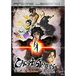 Ghost Slayers Ayashi: Anime Legends (6pc)