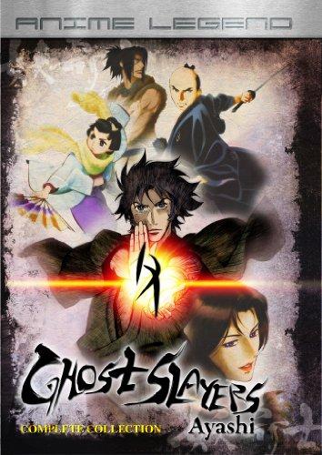 Ghost Slayers Ayashi: Anime Legends (6pc)