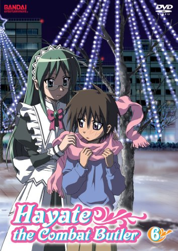 Hayate the Combat Butler: Part 6 (Sub)