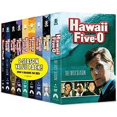 Hawaii Five-O: Seasons One-Nine