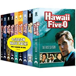 Hawaii Five-O: Seasons One-Nine