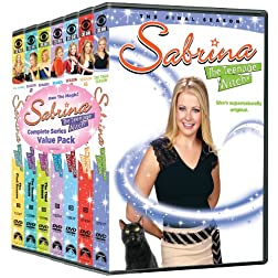 Sabrina Teenage Witch: The Complete Series