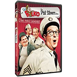 Sgt. Bilko: The Phil Silvers Show - First Season