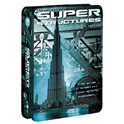 Super Structures: Collector's Edition (5-pk)(Tin)