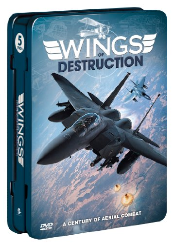 Wings of Destruction (5-pk)(Tin)