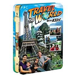 Travel the World with Kids (5-pk)(Tin)