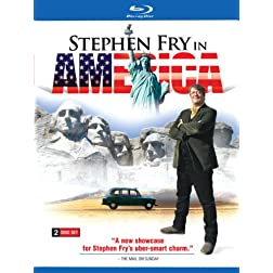 Stephen Fry in America (2pc) [Blu-ray]