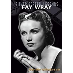 Silver Screen Legends: Fay Wray (4 DVD Set)