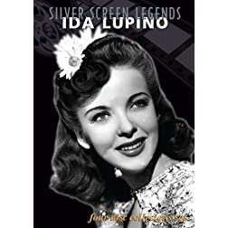 Silver Screen Legends: Ida Lupino (4 DVD Set)