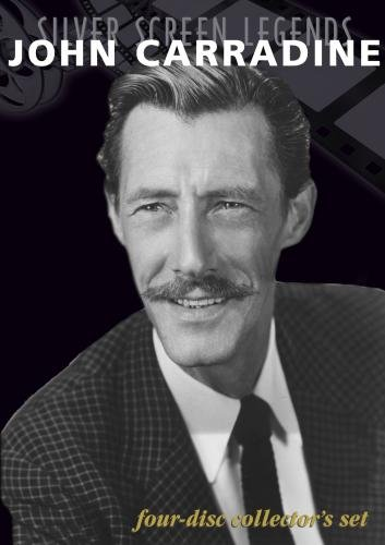 Silver Screen Legends: John Carradine (4 DVD Set)
