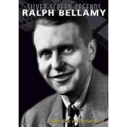 Silver Screen Legends: Ralph Bellamy (4 DVD Set)