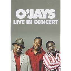 O'Jays - Live In Concert