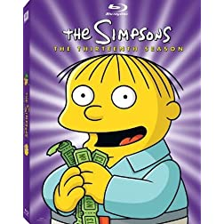 The Simpsons: The Thirteenth Season [Blu-ray]