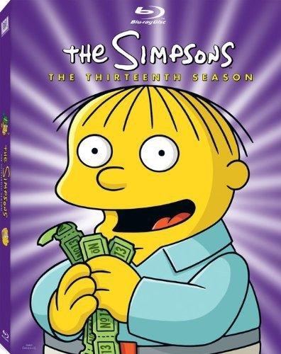 The Simpsons: The Thirteenth Season [Blu-ray]