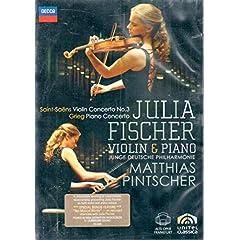 Saint-Saens: Violin Concerto No 3 / Greig: Piano