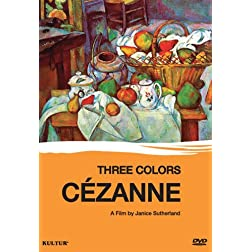 Cezanne: Three Colors