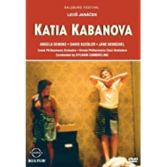 Janacek - Katia Kabanova