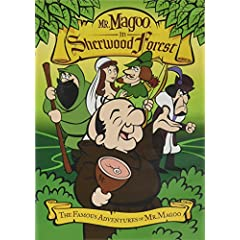 Kung Fu Magoo & Mr Magoo in Sherwood Forest (2pc)