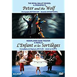 Peter & The Wolf & L'Enfant Et Les Sortileges