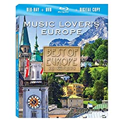 Best of Europe: Music Lover's Europe (2pc) (W/Dvd) [Blu-ray]